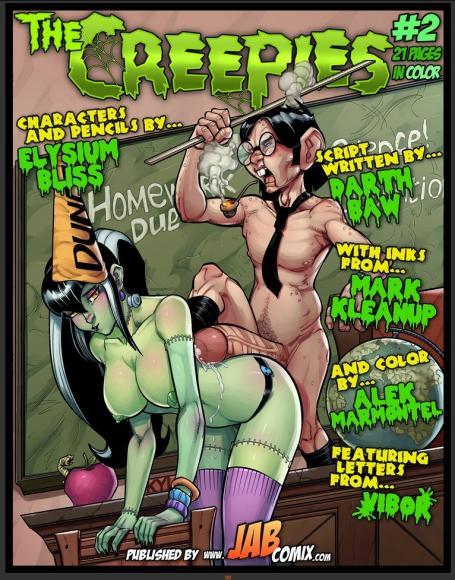 Порно комиксы jab 71756 фотография