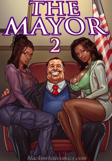 Interracial-The Mayor -2
