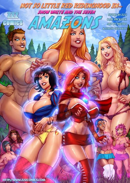 Snow white and seven amazons-ZZZ