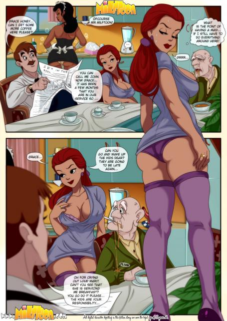Milftoon- The Milftoons