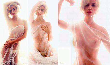 Marta Torné Desnuda A Lo Marilyn Monroe