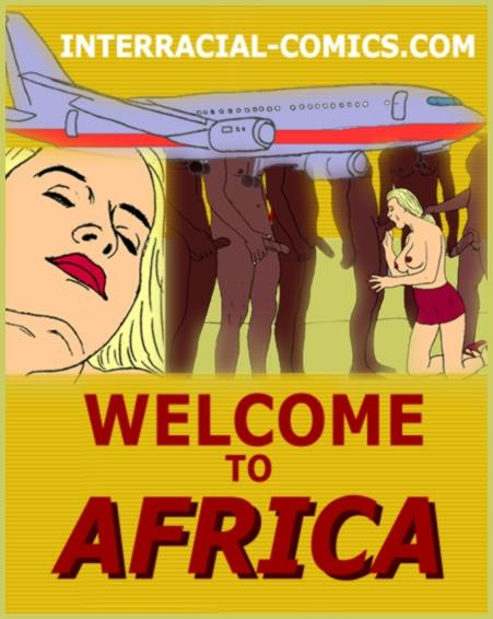 Interracial-Welcome to Africa