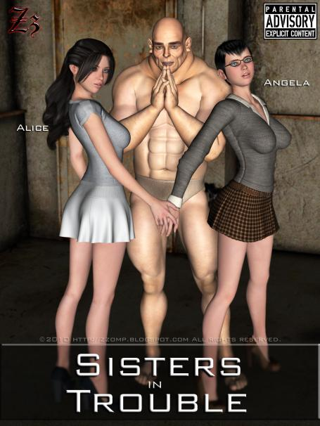 ZZomp – Sisters in Trouble 1