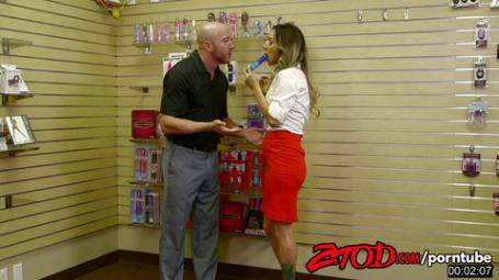 image Ztod hot female boss fucked by stockboy
