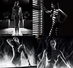 "Eva Green Desnuda En ""Sin City: A Dame to Kill For""  HD"