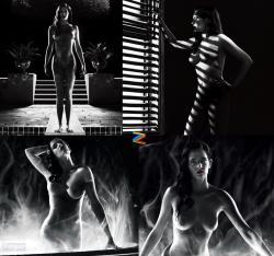 Eva Grenn Video HD Desnuda En Sin City 2