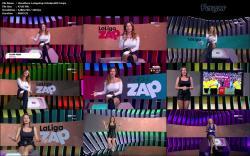 Clara Piera Video MiniVestido Con Botas Shorts Marcando Tetamen, Compilado Exhibición Cuerpazo LaLiga Zap