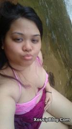 Malaysian Babe Faressa Nude