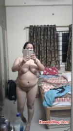 Indian Aunty Selfie Nude