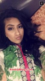 UK Pakistani Girlfriend Selfie Nude