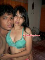Horny Desi Girlfriend Fully Nude