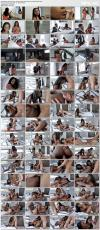 Evi Rei, Ana Foxxx - Black And White Nookie   (2019) HD 1080p
