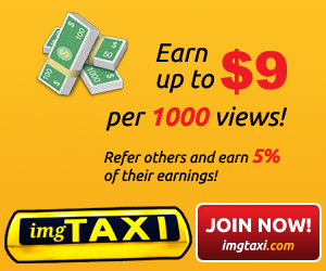 ImgTaxi.com | Earn money by sharing images